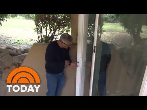 How To Secure Your Home From Burglary For Cheap | TODAY
