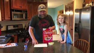 Solar Eclipse - Cereal Box Viewer