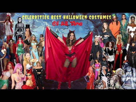 Best Celebrity Halloween Costumes Of All Time   Best DIY Halloween Costumes  100+ Costume ideas