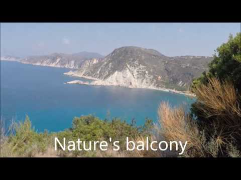 To Nature's Balcony, Kefalonia, Greece