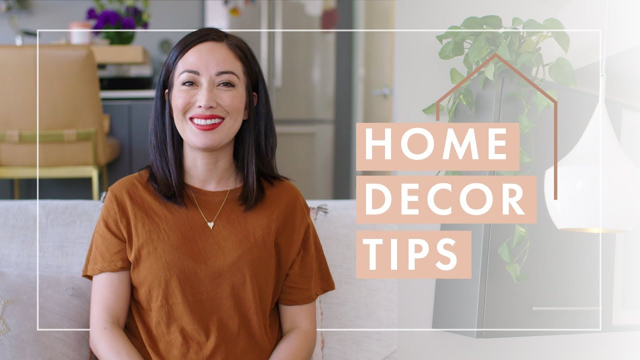 Home Decor Tips: 5 Ways to Make Your House a Home!