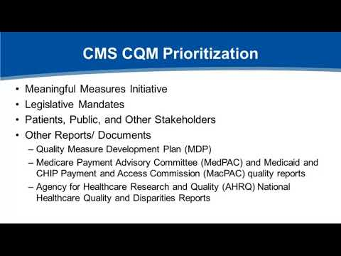 Patient Centered Quality Measurement   What It Is And How To Get Involved