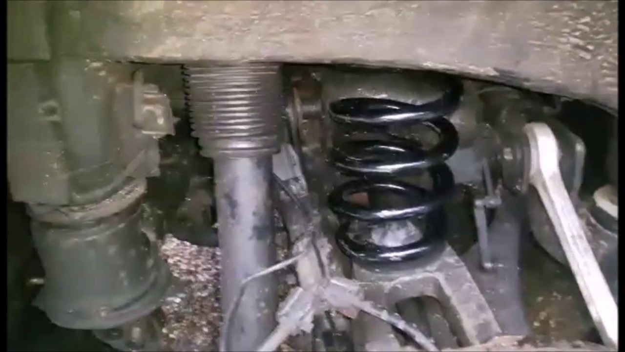 Bmw X5 E53 Suspension Conversion Youtube