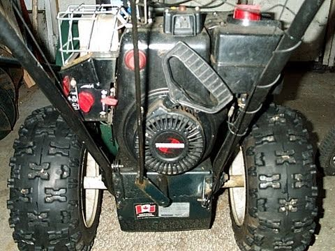 Snowblower On Dixon D Kh Gt besides S L besides Z X X additionally St Ww likewise Hqdefault. on craftsman snow blower auger belt on