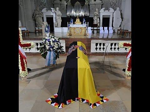 Imperial Austrian Anthem (Requiem for Otto of Habsburg, Munich)