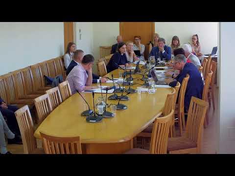 2019-09-11 Švietimo ir mokslo komiteto posėdis