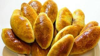 ПИРОЖКИ В ДУХОВКЕ С ПЕЧЕНЬЮ оооочень вкусные. PIES with liver are delicious.