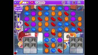 Candy Crush Dream World Level 346 - 3 Stars