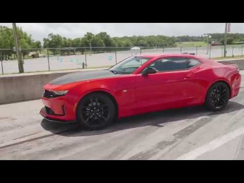 Chevrolet Camaro Turbo 1LE at Lightning Lap 2018