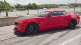 homepage tile video photo for Chevrolet Camaro Turbo 1LE at Lightning Lap 2018
