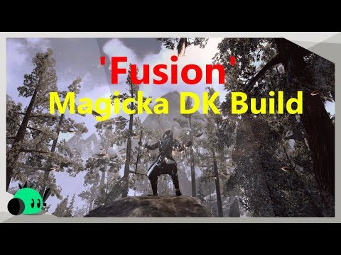 \'FUSION\' Magicka Dragonknight PvP Build | Dragon Bones Patch