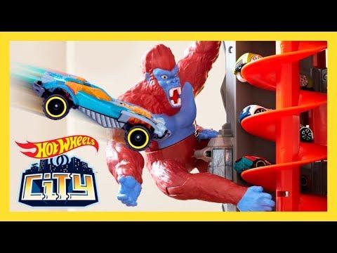 140 CARS at the SUPER ULTIMATE GARAGE!  | Hot Wheels City | Hot Wheels