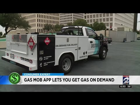 New company offers gas on demand