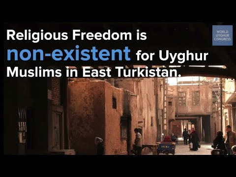 Religious Freedom for Uyghurs in China