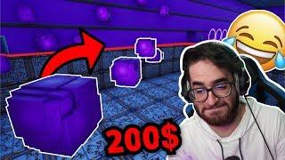 فورت نايت : ملك السكيبات !! 😂💔 خلص الماب ولك $200 دولااار !!💰 | Fortnite