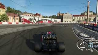 Forza Motorsport 5 Lotus e21 F1 Gameplay HD 1080p
