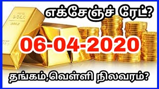 Exchange rate today | 06-04-2020 | Lifestyle Tamil | latest Kuwait Tamil breaking news