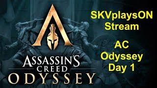 SKVplaysON -Testing the Stream, PC [English] Game Play