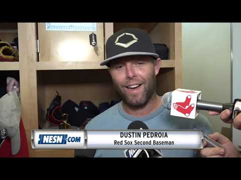 Dustin Pedroia On Health Following First Spring Training Game