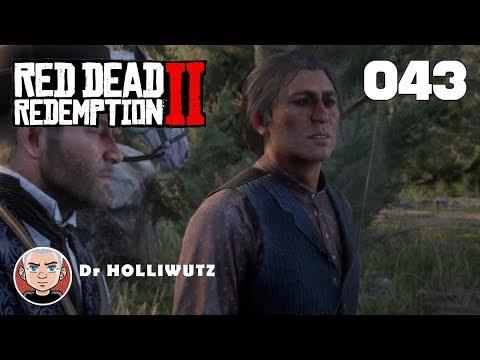 Red Dead Redemption 2 gameplay german #043 - Amerikanische Väter #2 [XB1X] | Let's Play RDR 2