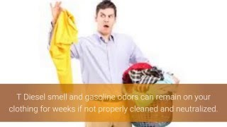 How to Get Gasoline Out of Clothes