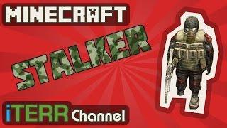 Minecraft. Stalker me. Ищем Артефакты На Сталкер Сервере.