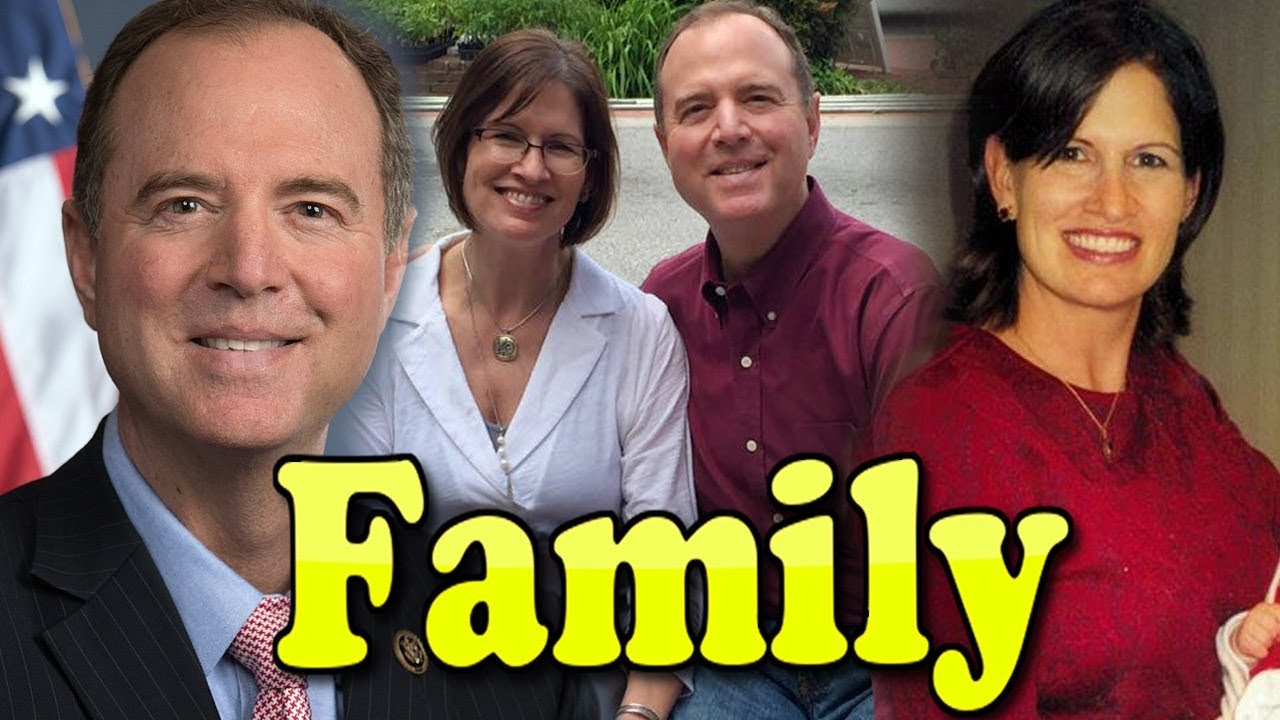 Adam Schiff Family Photos With Daughter,Son and Wife Eve ...