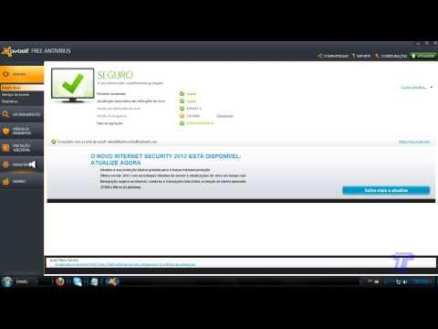 Como registrar o avast free antivirus ate 2038
