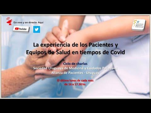 CMU : : La Experiencia De Los Pacientes Y Los Equipos De Salud En Tiempos De Covid - 26 De Abril