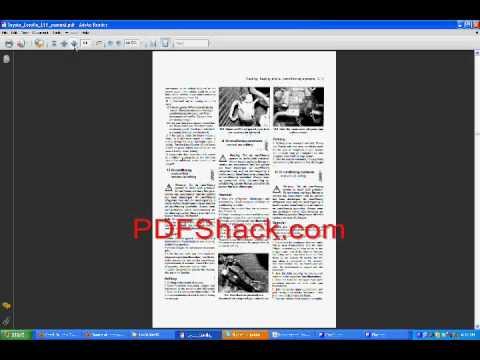 Toyota Corolla 1998 Manual  YouTube