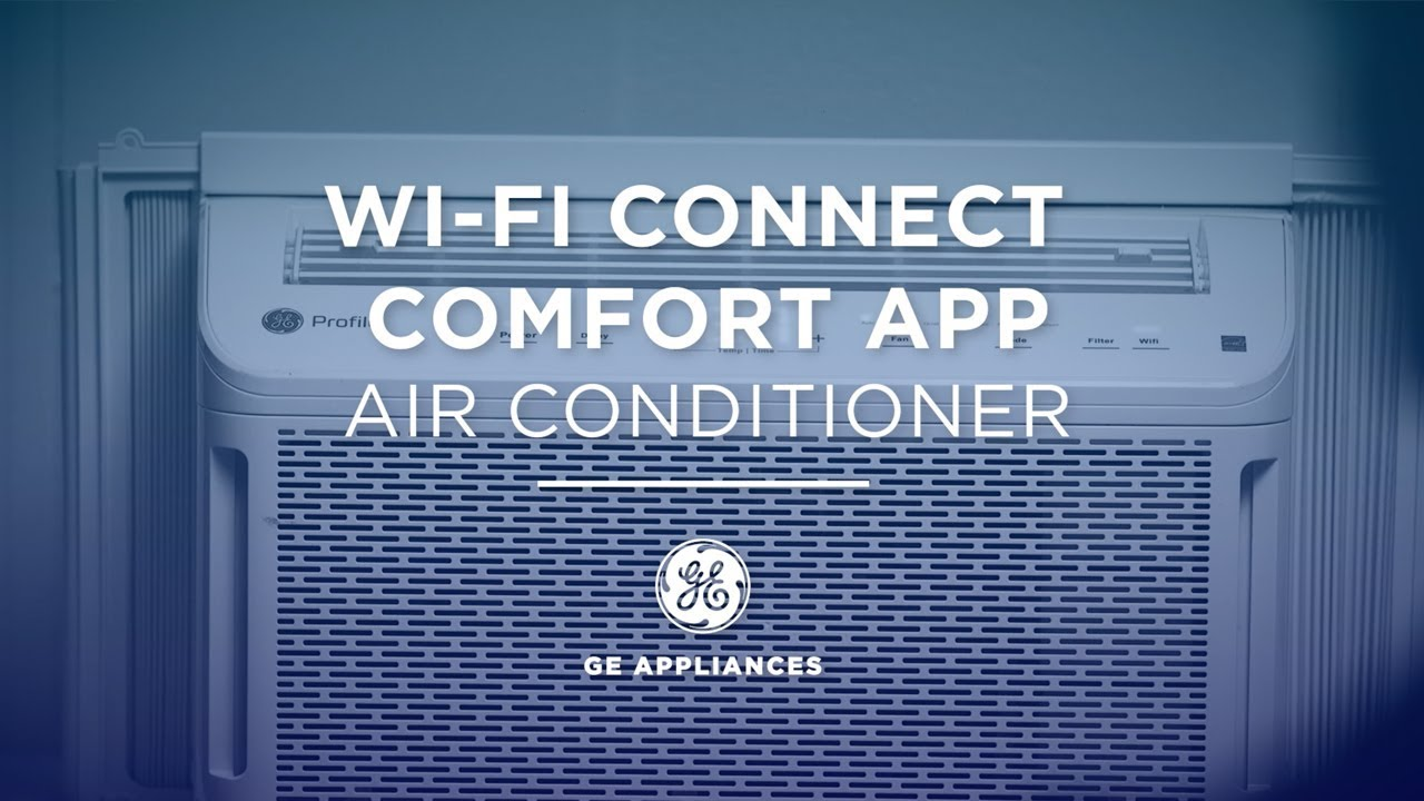 Air Conditioner - Set-Up Built-In WiFi Connect