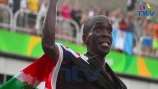 BREAKING: Eliud Kipchoge beats INEOS 1:59 Challenge