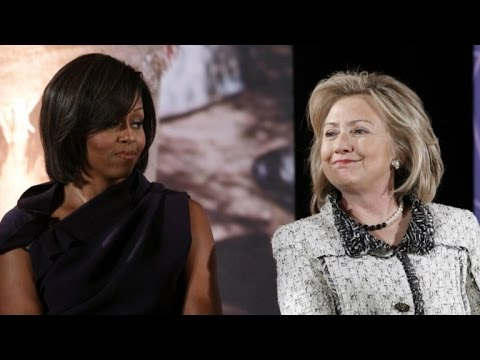 New Book Claims Michelle Obama and Hillary Clinton Do Not Get ...