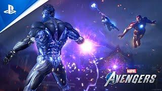 "『Marvel's Avengers (アベンジャーズ)』:""かつてアベンジャーズだった者""ゲームプレイトレーラー"