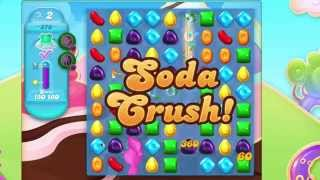Candy Crush Soda Saga Level 376  No Boosters