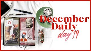 December Daily Day 19 | Journal with Me