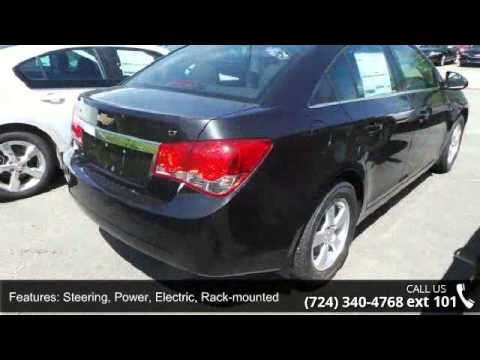 2015 Chevrolet Cruze LT   Baierl Chevrolet   Wexford, PA .