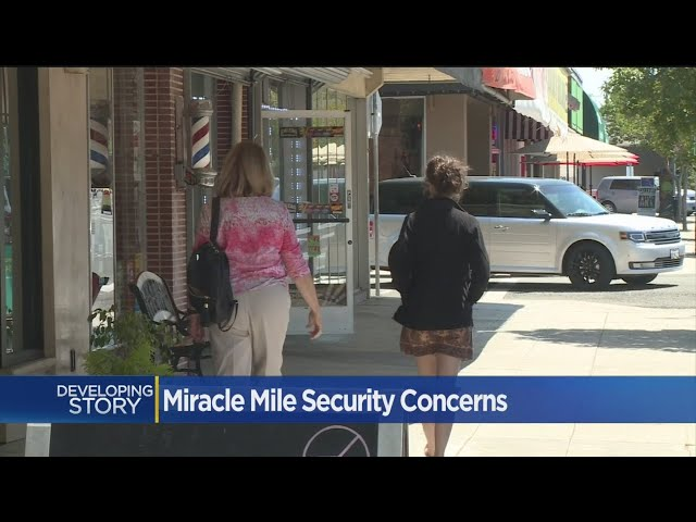 Stockton Miracle Mile Security Changes Have Neighbors Worried