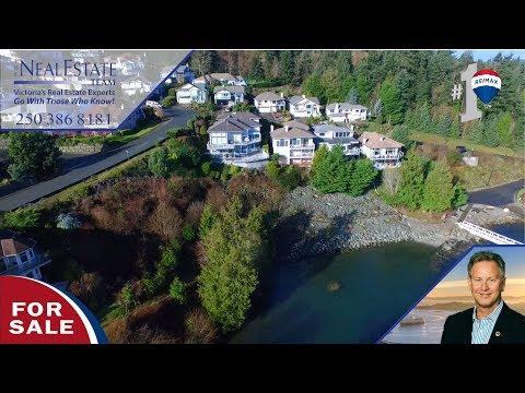 Arbutus Ridge Estates Panoramic Ocean View, 3727 Marine Vista, South Vancouver Island