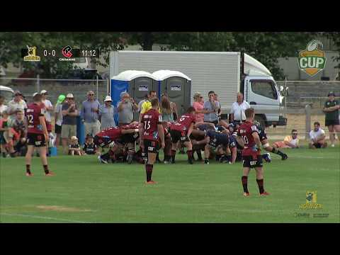 Farmlands Cup 2020: Highlanders V Crusaders (full Replay)