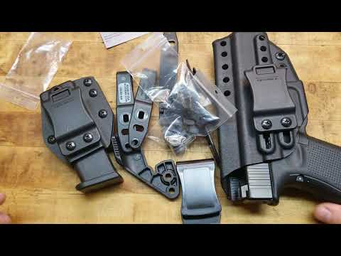HARRY'S HOLSTER UPDATE AND REVIEW