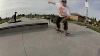 old guy skateboarders