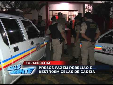 Noticia de Policia - Rebelião Tubaciguara Travel Video
