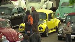Bunte Auto-Show beim traditionellen Käfertreffen in Hannover