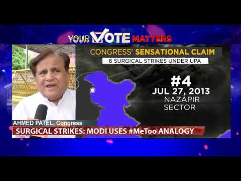 Congress Slams PM Modi For Rejecting Their Surgical Strike Claim
