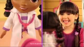 Muñeca Doctora Juguetes Original habla y canta