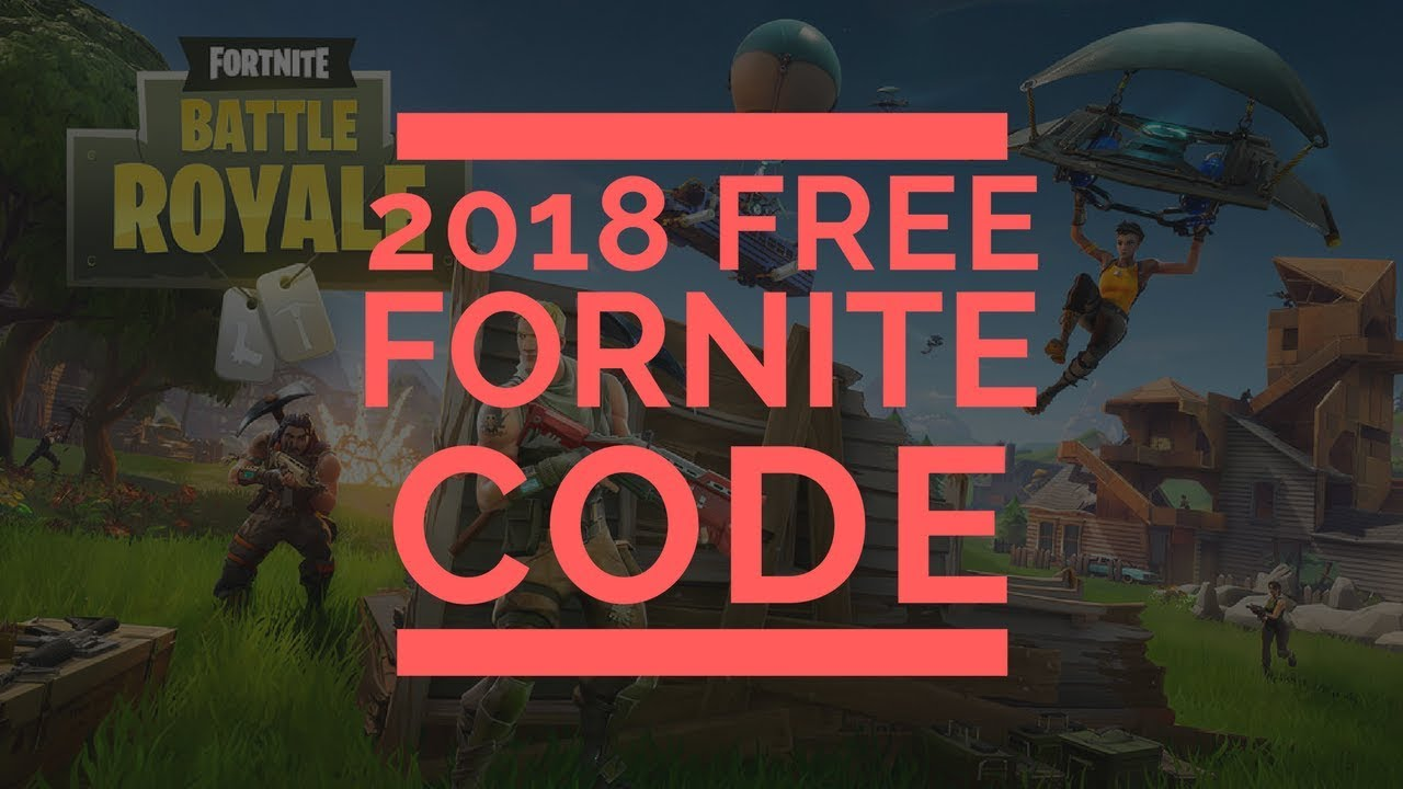 Free Fortnite Codes For All [ PS4, PC, Xbox One, iOS & Android ]