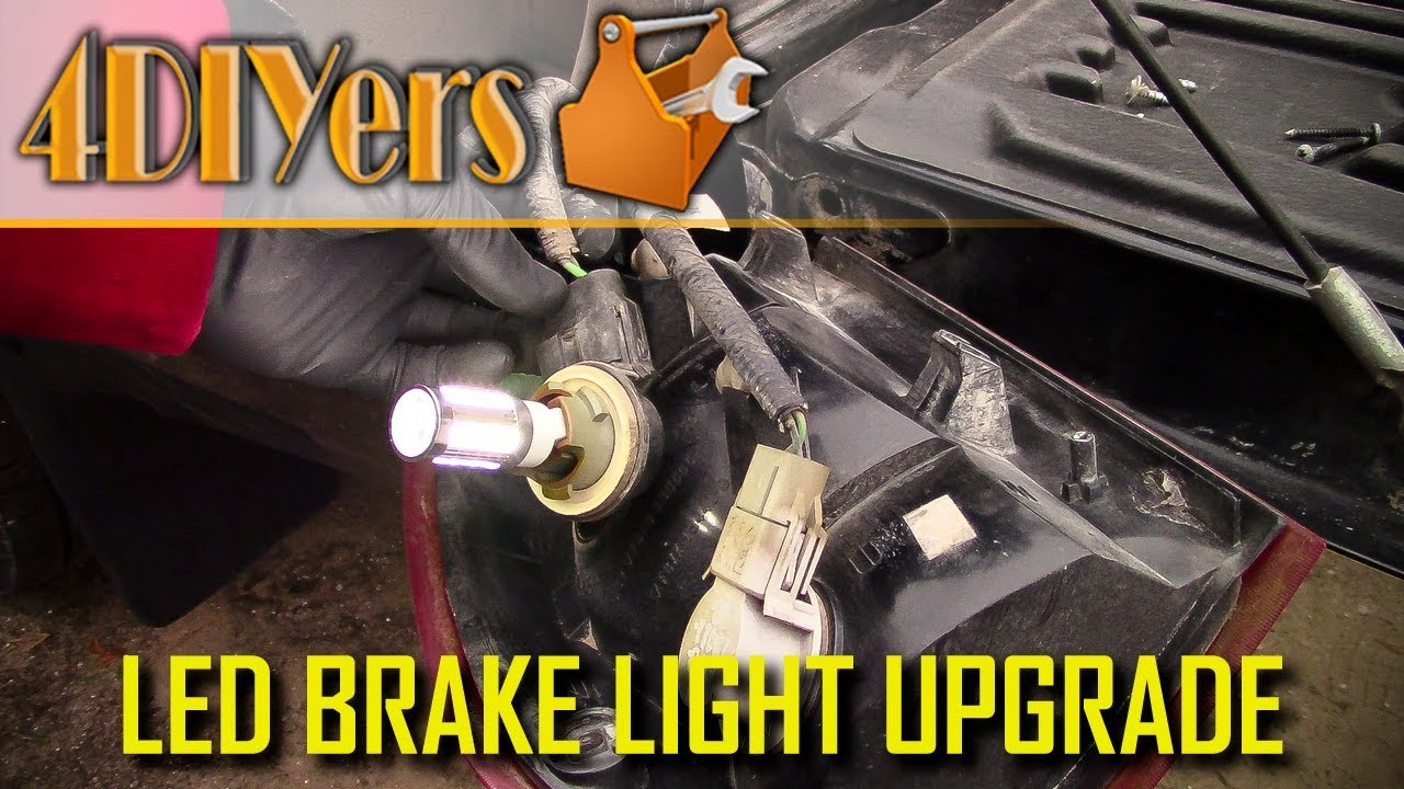 How to Upgrade Your Brake Lights to LED: 5 Steps (with Pictures)