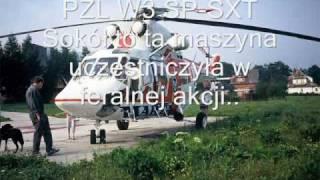 """Kstastrofa śmigłowca Sokół """"WSPOMNIENIE"""""""