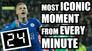 Most ICONIC Premier League MOMENT From Every MINUTE (0-45)